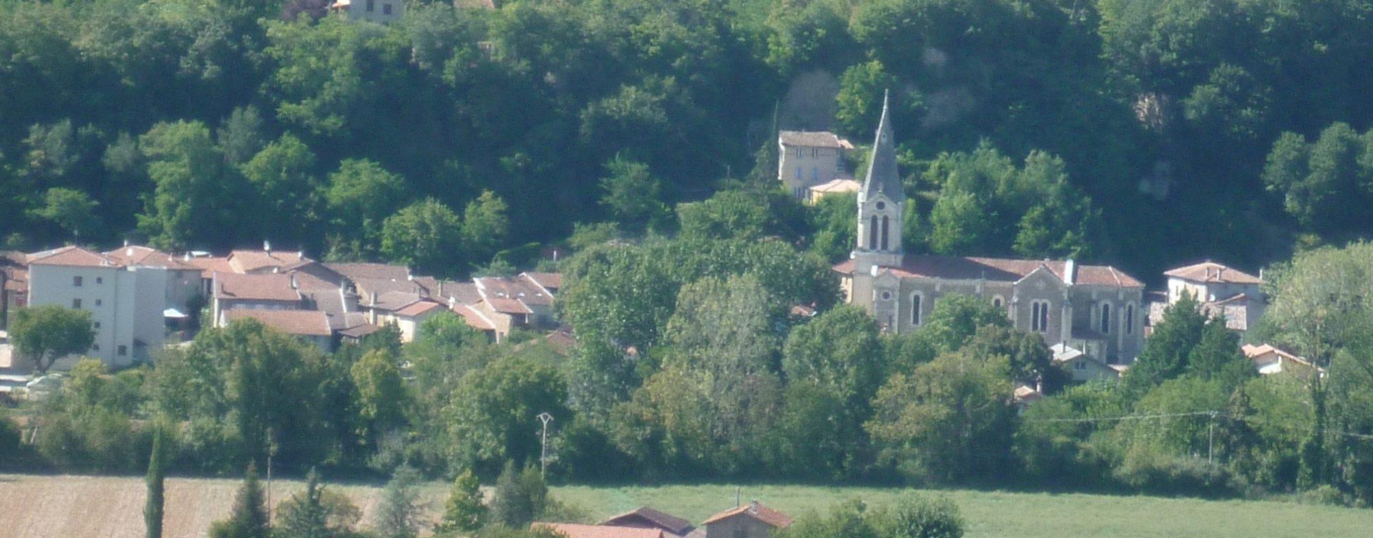 Commune de Crépol
