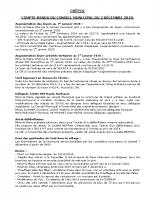 Crépol CM du 2 décembre 2019