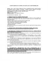 Crépol – CM du 21 septembre 2020